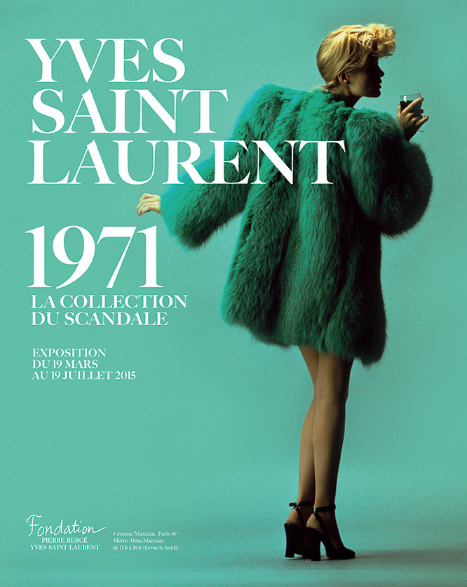 affiche_yves_saint_laurent_1971