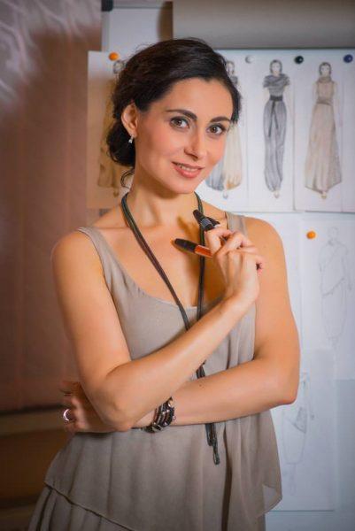 ukrainian designer juliya perekriostova